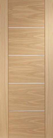 XL Joinery Internal Oak Pre-Finished Portici Door
