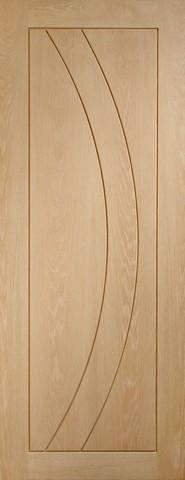 XL Joinery Internal Oak Pre-Finished Salerno Door