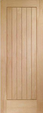 XL Joinery External Oak Mortice & Tenon Suffolk Door