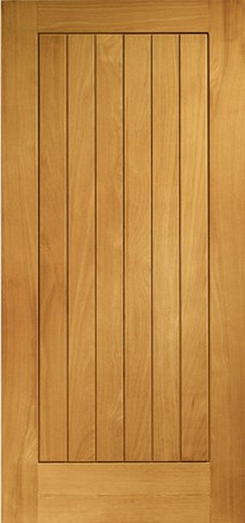 XL Joinery Pre-Finished External Oak Suffolk Door Set