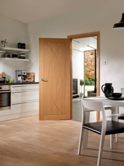 XL Joinery Internal Oak Pre-Finished Pesaro Door
