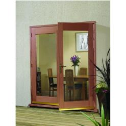 XL Joinery External Un-Finished Hardwood La Porte French Door Set