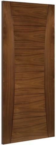 Deanta Doors Internal Pamplona Walnut Pre-Finished Door