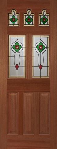 Mendes External Hardwood Ealing Rose Door