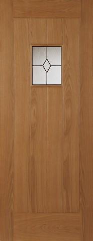 Mendes External Oak Thames Door
