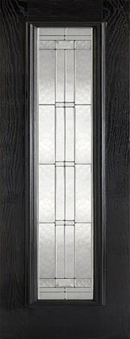 LPD External GRP Black & White Sidelight