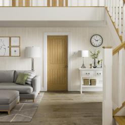 XL Joinery Internal Oak Sussex Door