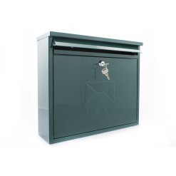 Sterling Post Box MB02G in Green