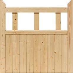 JB Kind External Gate