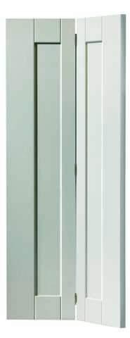 JB Kind Internal White Axis Bi-Fold Door