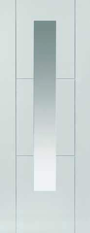 JB Kind Internal White Mistral Glazed Door