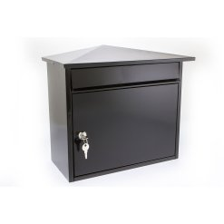 G2 By Sterling Mersey Post Box in Black