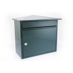 G2 By Sterling Mersey Post Box in Green