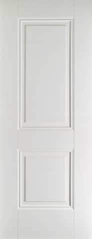 LPD Internal Arnhem 2 Panel White Primed Fire Door