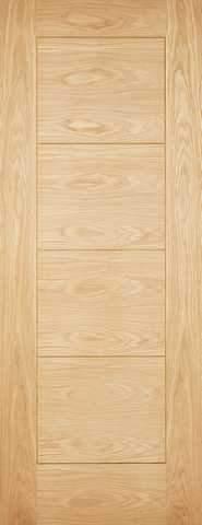 LPD External Modica 4 Panel Warmerdoor Part L Door
