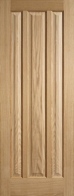 LPD Internal Kilburn Oak Fire Door