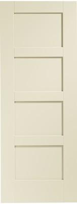 XL Joinery Pre-Finishing Colours 'Chantilly Cream' for White Primed Doors