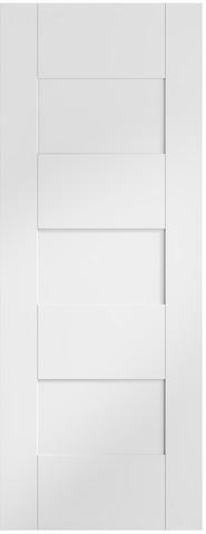 XL Joinery Internal White Pre-Finished Perugia Fire Door