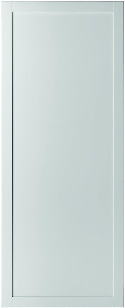 Weekamp Doors Internal Industrial Style 1 Panel White Door with 95mm Stiles