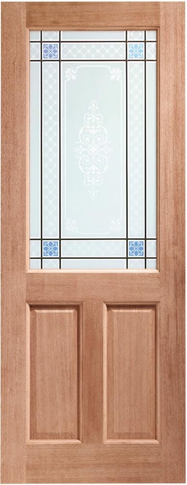XL Joinery External 2XG Mortice & Tenon Door with Single Glazed Carroll Glass
