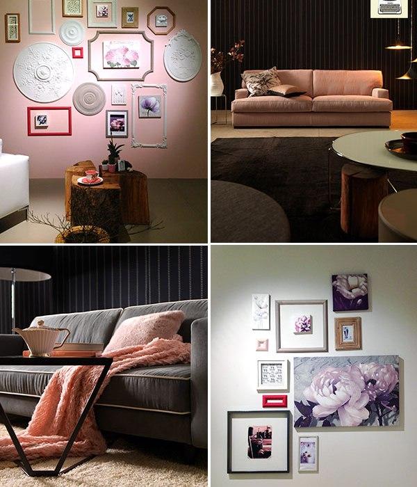 Come decorare le pareti di casa: 4 semplici suggerimenti.