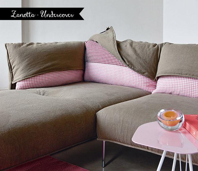 divani più belli saloni 2014 Undercover Zanotta 1