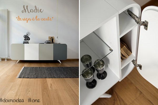 madie design doimo one