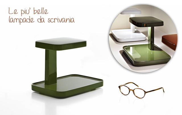 Miniguida design: come scegliere la lampada da scrivania giusta!