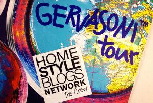 Gervasoni blogger Tour copertina