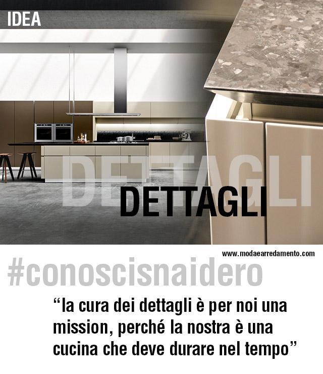 #conoscisnaidero e la cura per i dettagli.