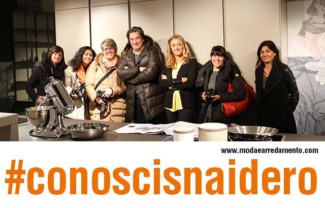 #conoscisnaidero con le blogger di HomeStyleBlogs