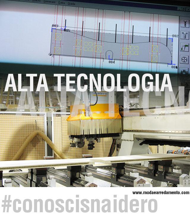 #conoscisnaidero e la sua alta tecnologia.