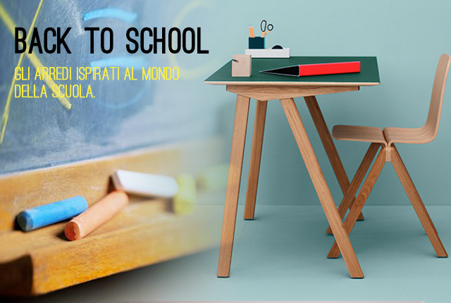 Arredo Back to School.