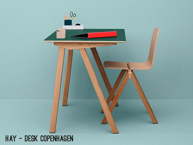 Hay tavolo desk Coperhagen.