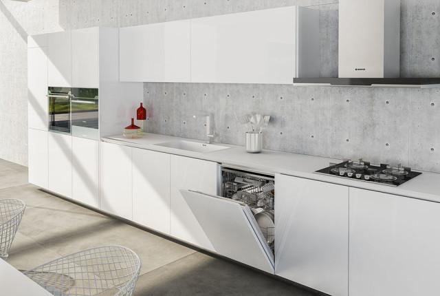 Hoover Vanity elettrodomestici lavastoviglie.