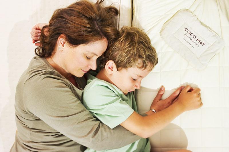 I materassi naturali e il sonno del benessere.