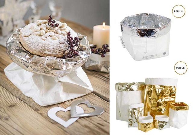 Regali di Natale di design : Essential sacchetti per il Natale.