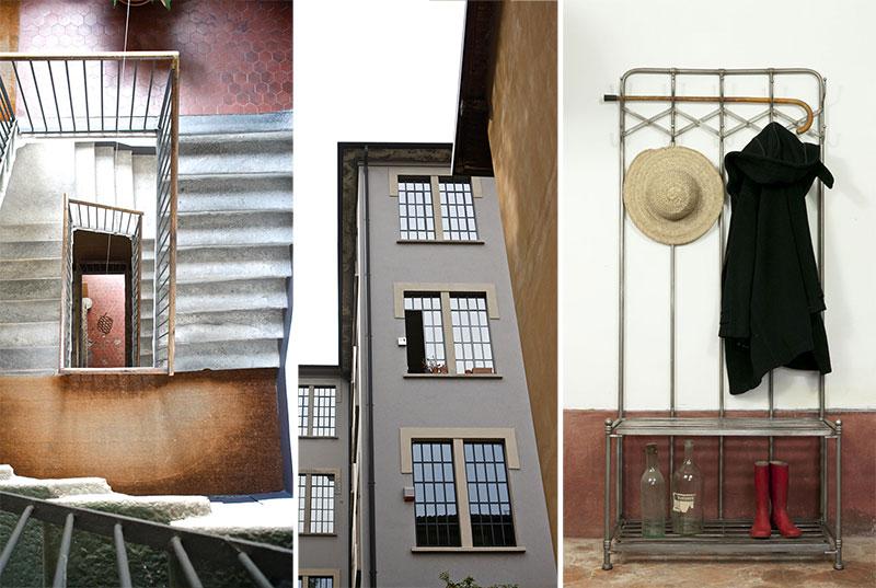 Arredamento stile industriale minimal ma con eleganza for Arredamento stile minimal