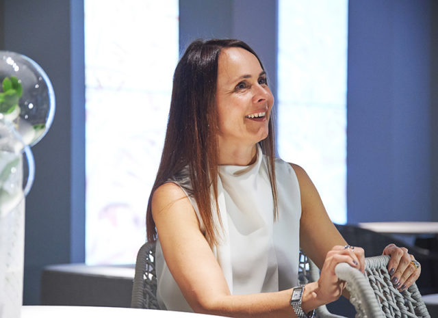 Monica Armani designer.