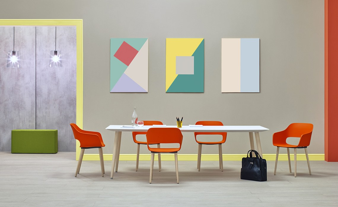 I colori del Salone del Mobile 2017.