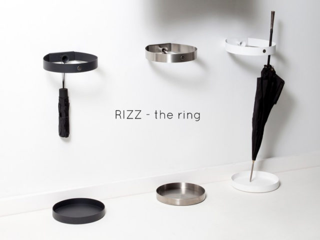 Portaombrelli di design - Rizz modello the ring.