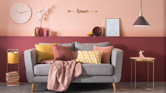 Maison du Monde proposta colori soggiorno Settembre 2017