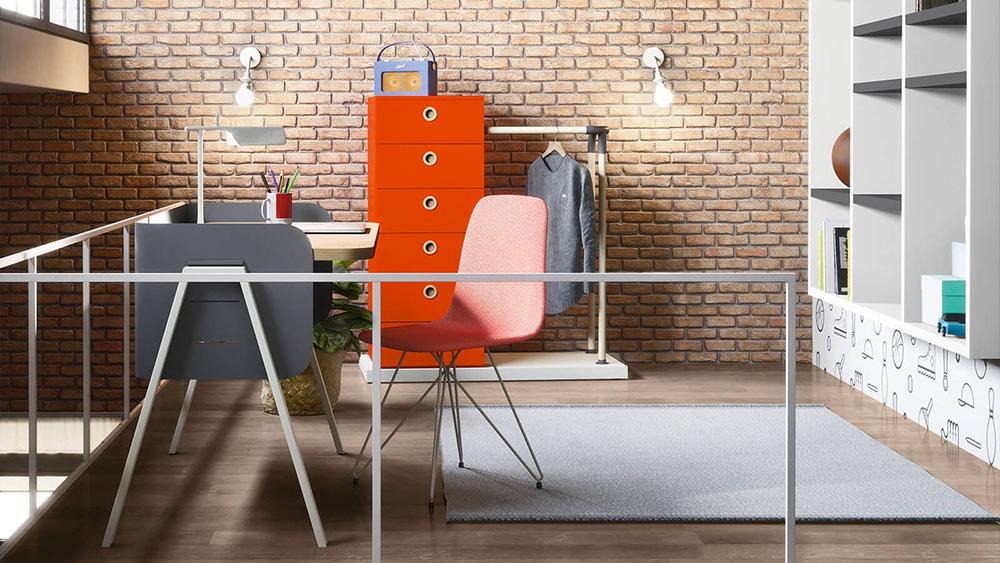 Ufficio In Casa Idee : Ufficio in casa arredamento e idee per lavorare bene