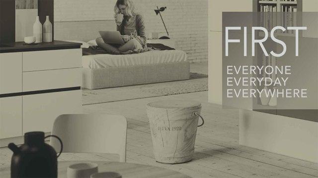 Cucine design giovane - First