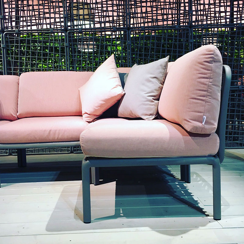 Salone del Mobile 2018 - Nardi outdoor Komodo