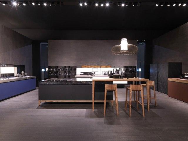 Gruppo Euromobil - cucina Sei.