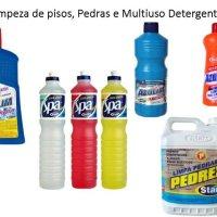 Produtos de limpeza para casa, os mais indicados