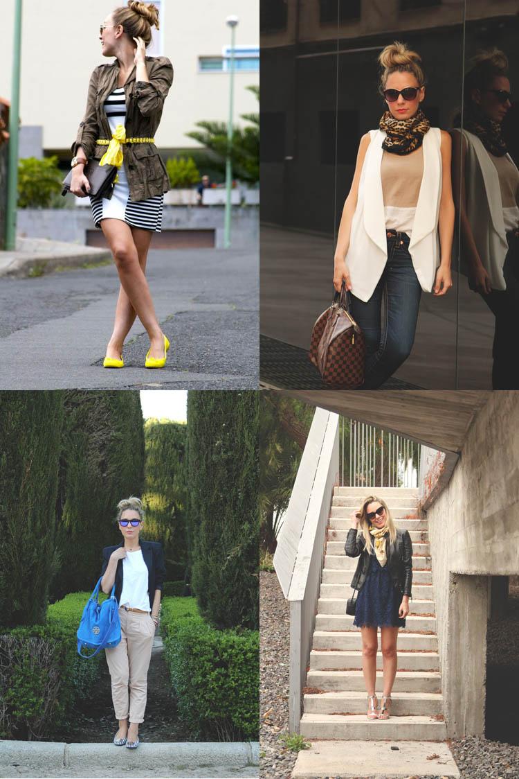 My showroom blog de moda looks