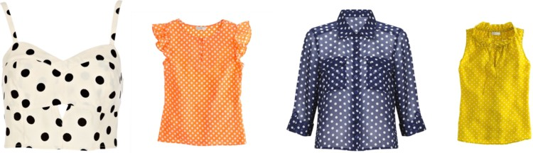 dotty tops