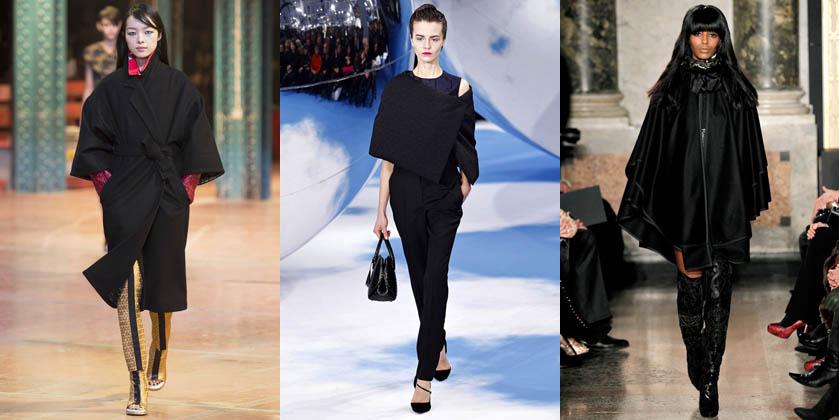 Kenzo, Dior, Pucci